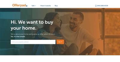 Offerpad - Marketing / Web Presence